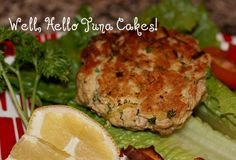 Tuna cakes.  Need to find a gluten free canned tuna. Not sure that exists based on my experiences with tuna.