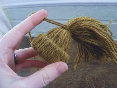 Make it: Winter Hat Ornaments « ohmygoodknits! // a knitting & crochet blog