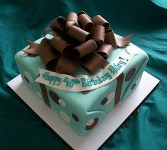 Cake Ideas For Women | 40th Birthday Cake | 40th Birthday Cakes Ideas | 40th Birthday Cakes ...