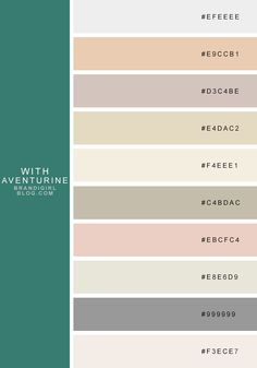 What Colors Are Neutral neutral colours with hex colour codes | color combo | pinterest