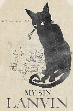 'My Sin' | lanvin