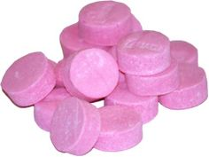 Wintergreen lozenges. My grandpa always kept a few in his shirt pocket. He was always sucking on them. How I miss him...