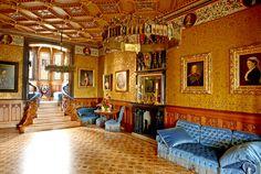 Burg Hohenzollern EN interior