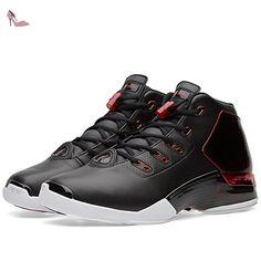 Nike Air Jordan 17 + Retro, espadrilles de basket-ball homme - noir -