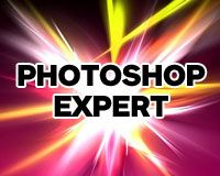 http://www.webdesignerdepot.com/ 300 resources to help you become a photoshop expert