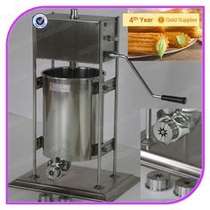 Full Automatic Hot Sale High Capacity Electric Spanish Churro Making Machine And Fryer Photo, Detailed about Full Automatic Hot Sale High Capacity Electric Spanish Churro Making Machine And Fryer Picture on Alibaba.com.