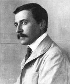 De Oostenrijkse dichter en schrijver Hugo von Hofmannsthal [1 februari 1874 – 15…