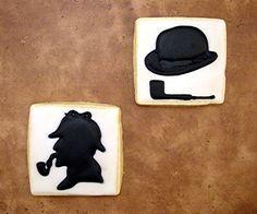 sherlock cookie cutter