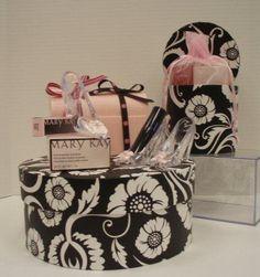 Hatbox gift idea
