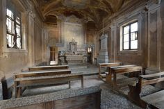 Built 1644 - Chapel of the Eternal Pigeon Shit.