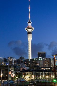 Auckland Sky City Tower