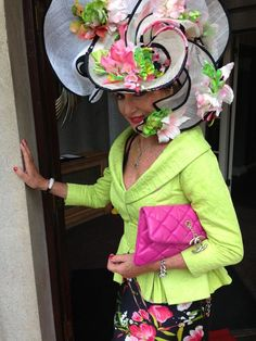Royal Ascot Hats | Royal Ascot 2013. Hat created by Eleda Hats,