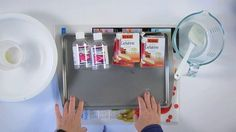 Make Monotypes - Supplies to Make glycerin and gelatin plate Plate - Linda Germain / Homemade gelli plate