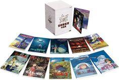 Miyazaki's 1st Directorial Work Listed in 13-Disc Blu-ray/DVD Box Set