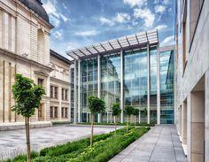 National Museum Complex – Phase I / Yanko Apostolov Architects