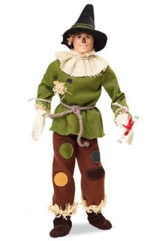 The Wizard of Oz™ Scarecrow™ Doll | The Barbie Collection