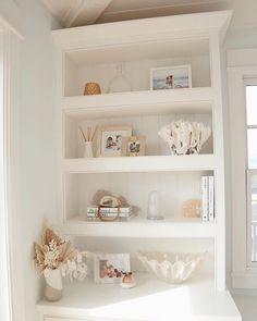 Katrina Scott, Charleston Homes, Beach House Decor, Apartment Living, Boho Decor, Interior Decorating, Interior Designing, Living Room Designs, Floating Shelves