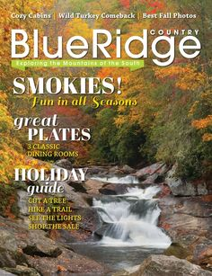Blue Ridge Country - November/December 2014 - Page Cover1