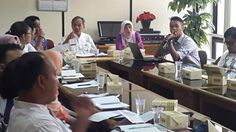 Para petugas UPPD dan Sudin diwilayah Kota Adm. Jakarta Timur