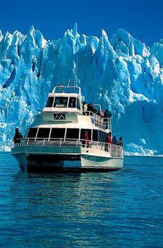 Argentina's Glaciar Perito Moreno - our vacation spot this August!
