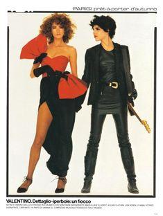 Vogue Italia, luglio/agosto 1980