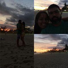 #esposa #fimdetarde #praia #paz # amor