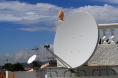 Cómo hacer una antena parabólica