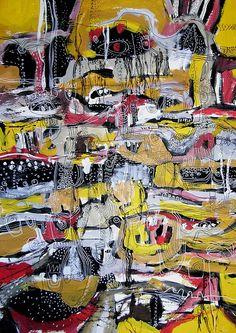 'Hagi wall' by Akinao Saito