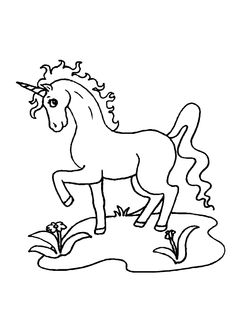 coloriage barbie la reine licorne coloriages pinterest