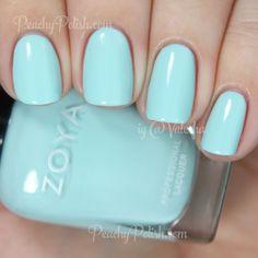Discover the 10 most popular nail polish colors of all time! - My Nails Matte Nail Polish, Nail Polish Designs, Nail Polish Colors, Nail Designs, Hair And Nails, My Nails, Nail Polish Collection, Zoya Collection, Cute Nail Art