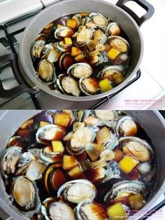 Korean Dishes, Korean Food, Food N, Food And Drink, Easy Cooking, Cooking Recipes, Asian Recipes, Ethnic Recipes, Food Plating