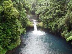 A Bioko Island waterfall, Equatorial Guinea Hgrobe at en.wikipedia