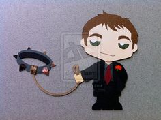 THE KING OF HELL (papertoy) by ~IaIaCom on deviantART