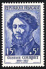 Gustave Courbet, né