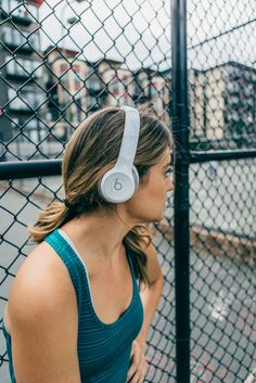 I've teamed up with Verizon to give away a pair of Beats Solo2 Wireless Headphones and a Fitbit HR. Learn more here: http://mollieinseattle.com/2015/07/working-on-my-fitness/. To enter, comment below or pinning this photo! #molliesfitnessgiveaway #ad