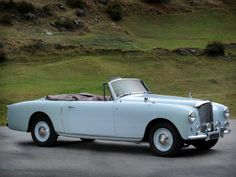 Bentley Mark VI Drophead Coupe by Graber (B139BH) '1947