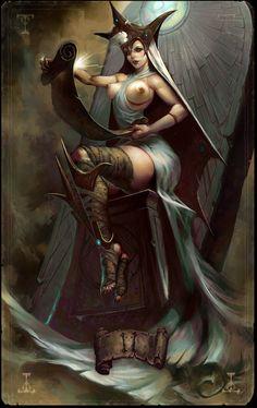 Major Arcana II by ArtofTy on DeviantArt