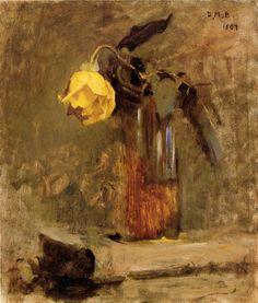 THE ART APPRECIATION BLOG: The Art of Dennis Miller Bunker
