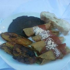 Guatemalan food. Absolutely delicious.