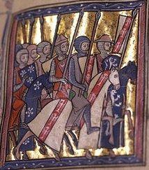 Em Montgisard os francos surpreenderam o exército de Saladino por sua bravura, apesar da enorme inferioridade numérica.