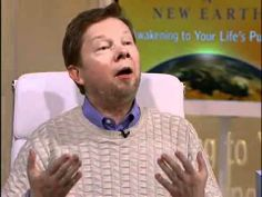 ▶ A New Earth - Eckhart Tolle - Class No. 2 of 10 - YouTube
