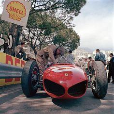 Ferrari's Beautiful Sharknose F1. . .