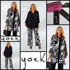 chic et classe , j'adore cet ensemble black & white en édition limitée chez PARIS NEW-YORK