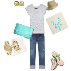 Shopping with friends, created by hosefish.polyvore.com