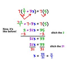 algebra shortcut trick how to solve equations instantly  solving equations cool math algebra help lessons how to deal