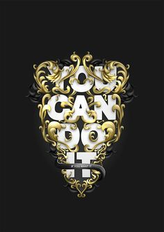 You Can Do It by Dean Falsify Cook