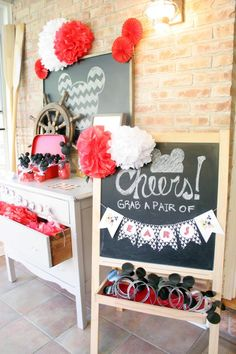 Vintage Mickey Mouse Party with Lots of Great Ideas via Kara's Party Ideas | KarasPartyIdeas.com #MickeyMouseParty #PartyIdeas #Supplies (28)