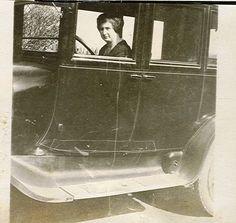 Friend, Carol Pearson Waid's Aunt Pearl Pearson. Pearl was a business woman in Springville.