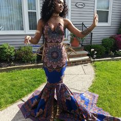 Dare to Wear #2k16 Prom Stunning Gown custom designs of @indelible_dc.