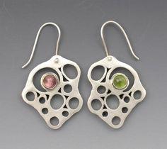 Hadar Jacobson's cane earrings